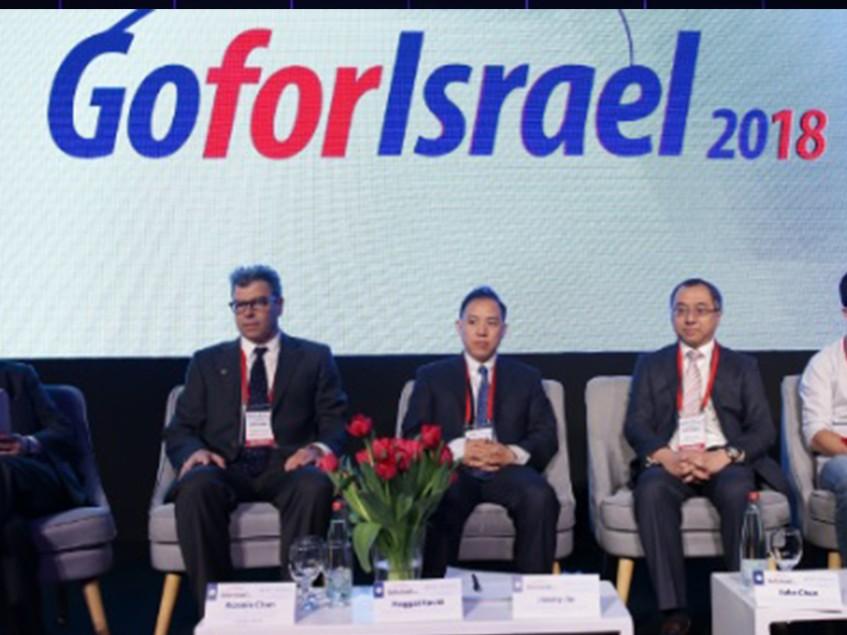 נבו עלוה, מייסד Visualead בכנס GoforIsrael