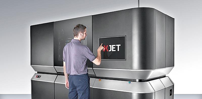 תנסה להדפיס כסף? חברת XJet גייסה 25 מיליון דולר
