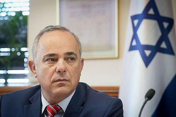"""שטייניץ: """"בניגוד למדינות אחרות – ישראל מתמקדת"""" בטווח הארוך, ולא הקצר"""