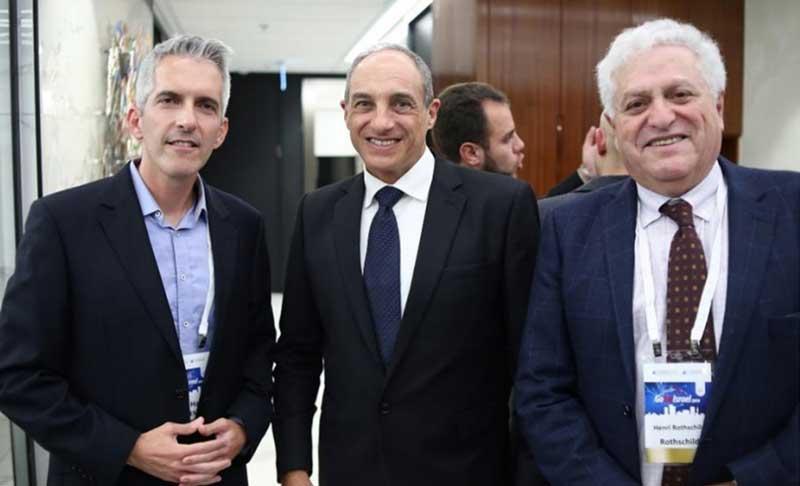 משקיעים בטכנולוגיה ישראלית
