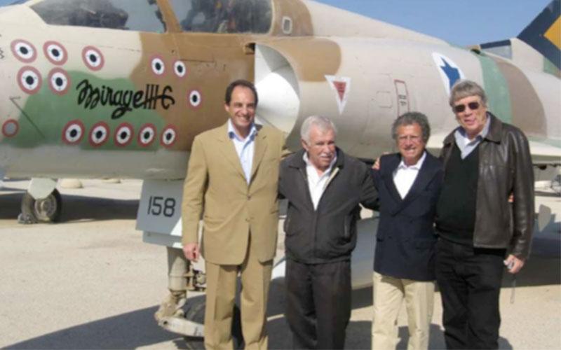 הסבא סיפק לישראל טילים – הנכד רוצה להביא שלום ויין טוב