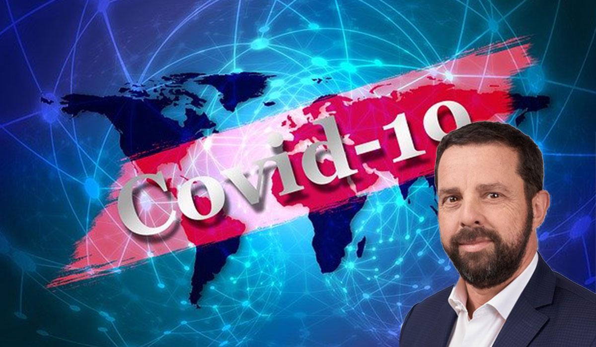 כנס ההשקעות המקוון הגלובלי הראשון למאבק בנגיף הקורונה מתל אביב