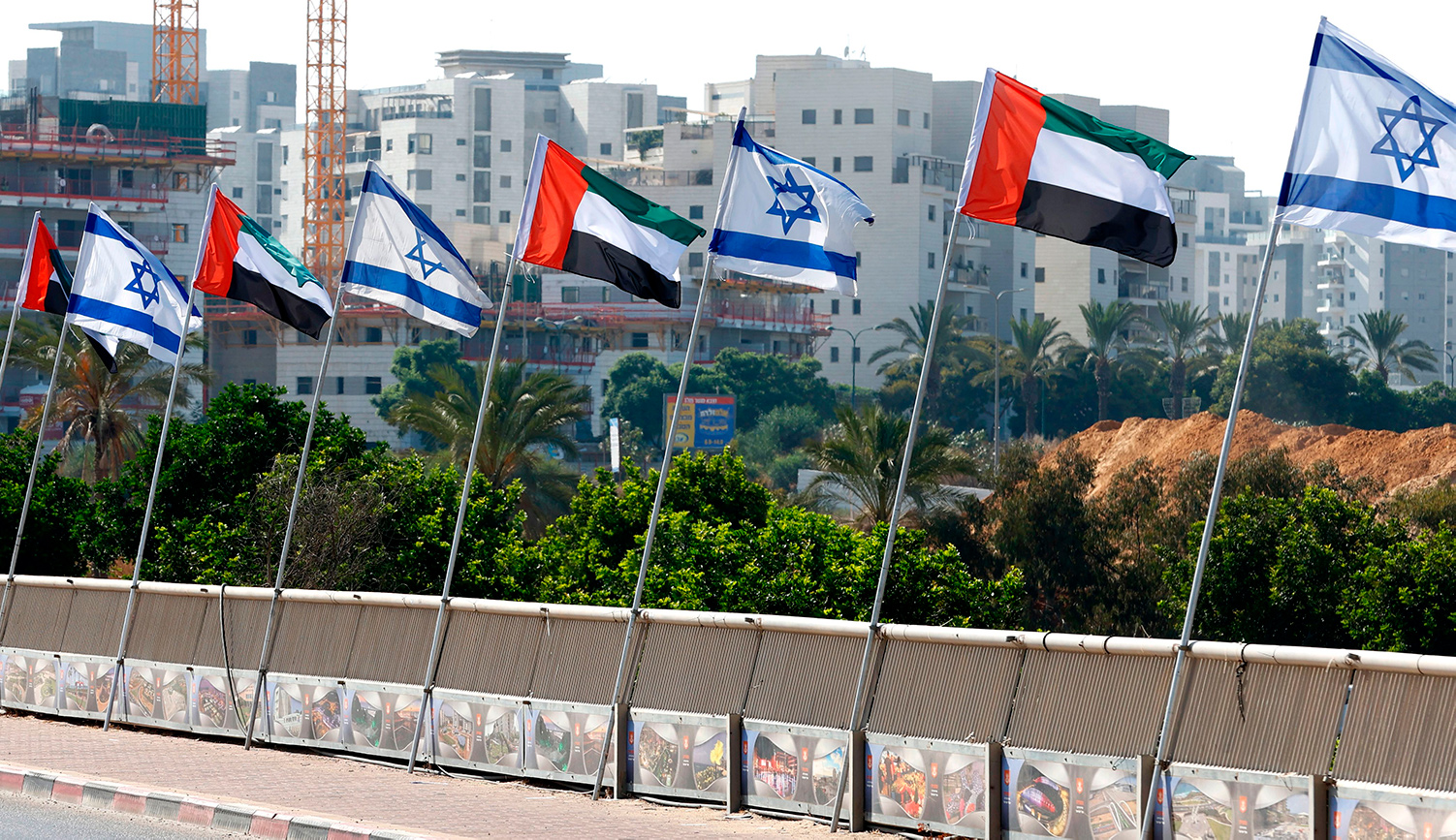 Israeli Peace Deal Coaxes UAE Investors Out of the Shadows